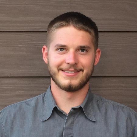 Jacob Maynes; graduating biohealth science senior