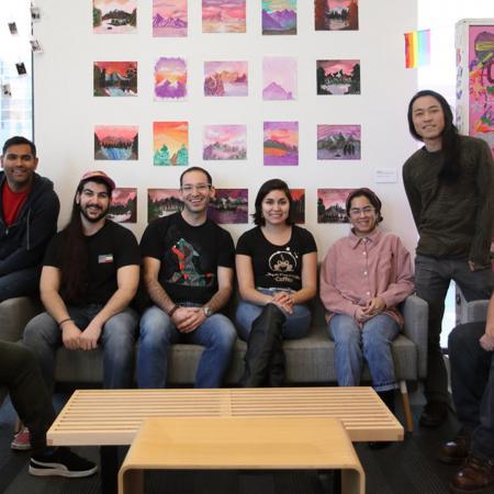 Student club EMUS (Ethnic Minorities United in STEM)